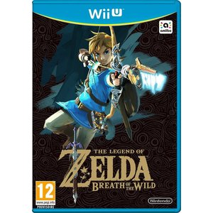WiiU Zelda Breath of The Wild