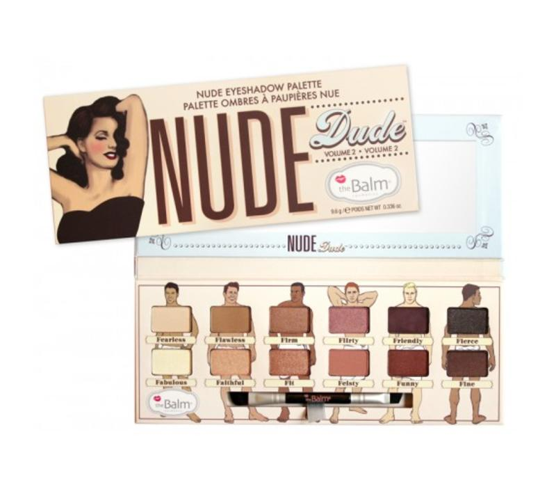 The Balm Nude Dude Palette