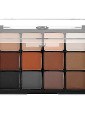 Viseart Viseart 12 Eyeshadow Palette 01 Basic matte