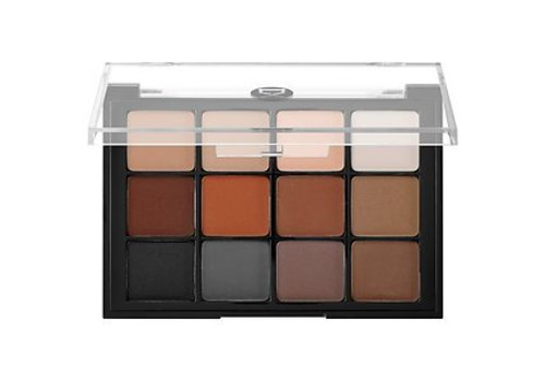 Viseart 01 Basic Matte Palette