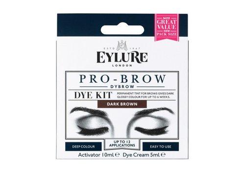 Eylure Wenkbrauwverf Dark Brown