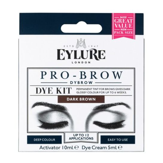 Eylure Dybrow Wenkbrauwverf Dark Brown