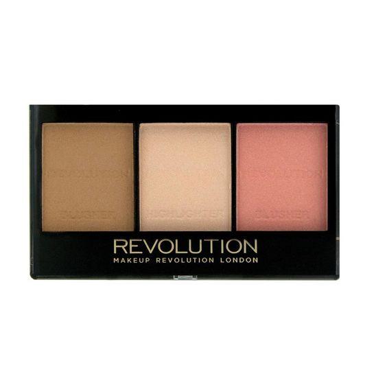 Makeup Revolution Makeup Revolution Ultra Sculpt & Contour Kit Ultra Fair C01