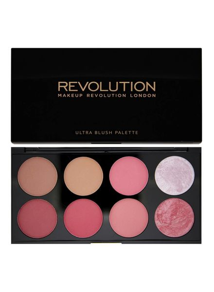 Makeup Revolution Makeup Revolution Ultra Blush Palette Sugar and Spice