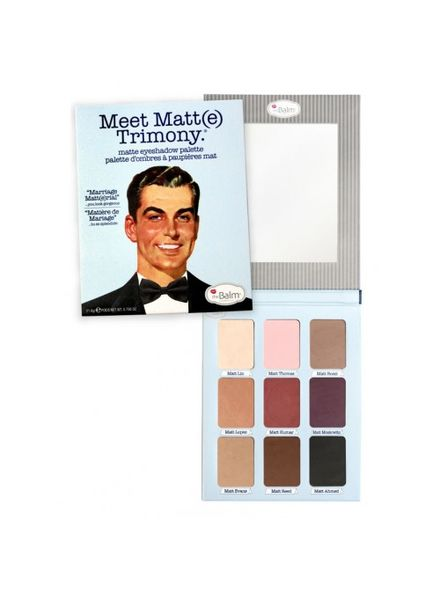 TheBalm The Balm Meet Matte Trimony