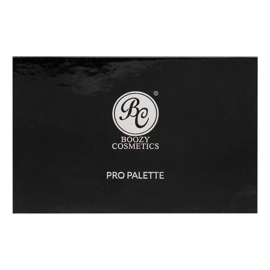 Boozy Cosmetics Extra Large Empty Pro Palette Black