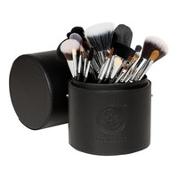 Boozy Cosmetics Large Brush Cup Holder Black