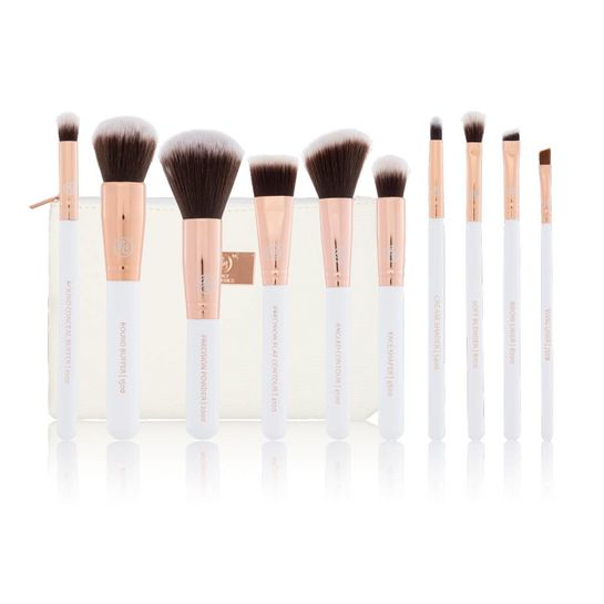 Boozy Cosmetics Boozy Cosmetics Rosé Gold BoozyBrush 10 pc Sculpt & Blend Set