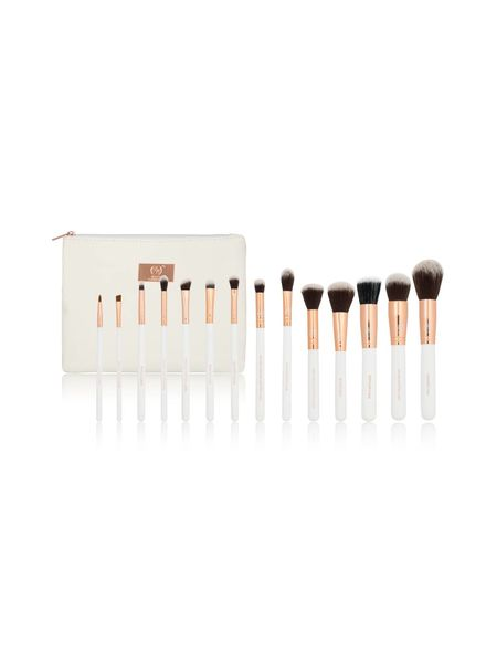 Boozy Cosmetics – Rose Gold BoozyBrush 14 pc Starter Set