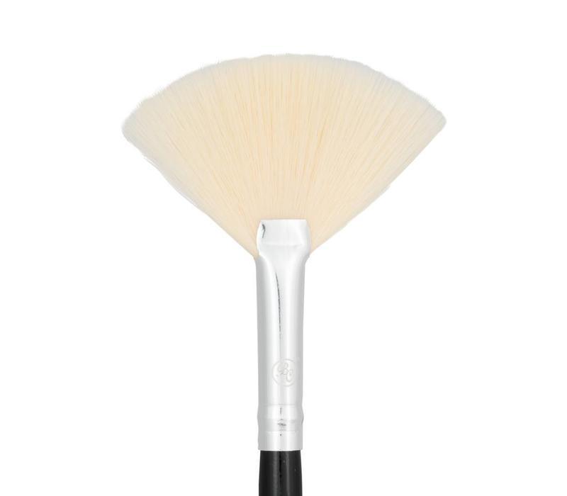 Boozy Cosmetics BoozyBrush 3400 Precision Fan Brush