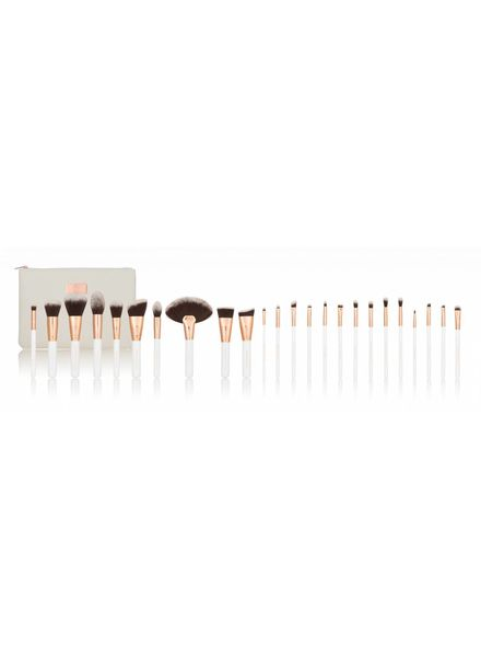 Boozy Cosmetics Boozy Cosmetics Rose Gold BoozyBrush 24 pc Deluxe Set