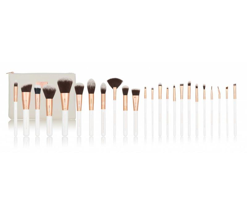 Boozy Cosmetics Rose Gold BoozyBrush 24 pc Precision Set