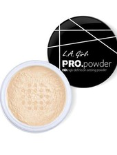 LA Girl Cosmetics LA Girl Pro Setting Powder Banana