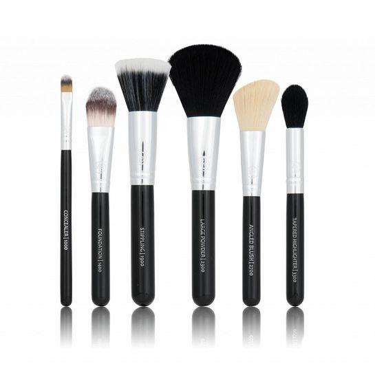 Boozy Cosmetics BoozyBrush 6 pc Classic Starter Face Set