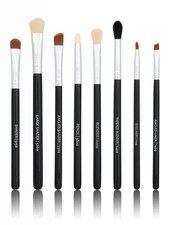 Boozy Cosmetics Boozy Cosmetics BoozyBrush 8 pc Classic Starter Eye Set