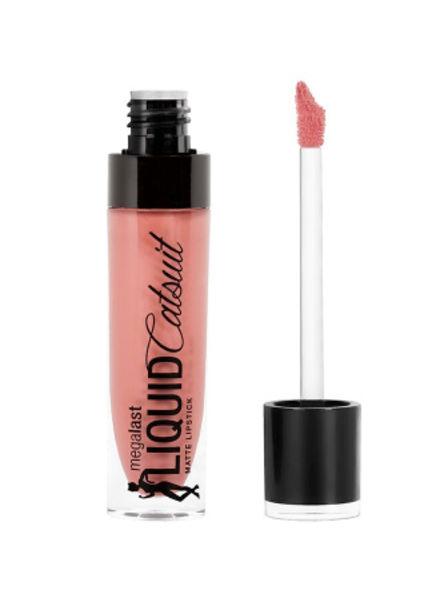 Wet n Wild Wet 'n Wild MegaLast Liquid Catsuit Matte Lipstick Nudist Peach