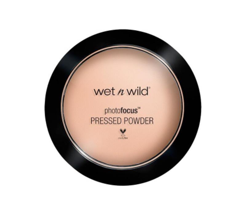 Wet 'n Wild Photo Focus Pressed Powder Neutral Beige