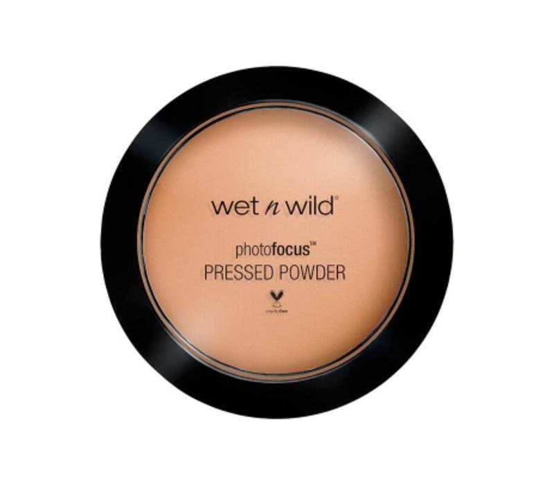 Wet 'n Wild Photo Focus Pressed Powder Golden Tan