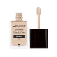 Wet 'n Wild Photo Focus Foundation Soft Ivory