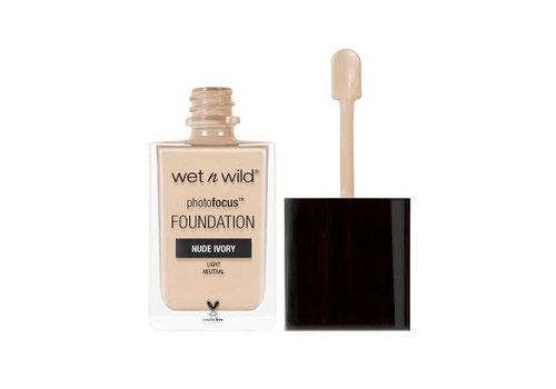 Wet n Wild Wet 'n Wild Photo Focus Foundation Nude Ivory