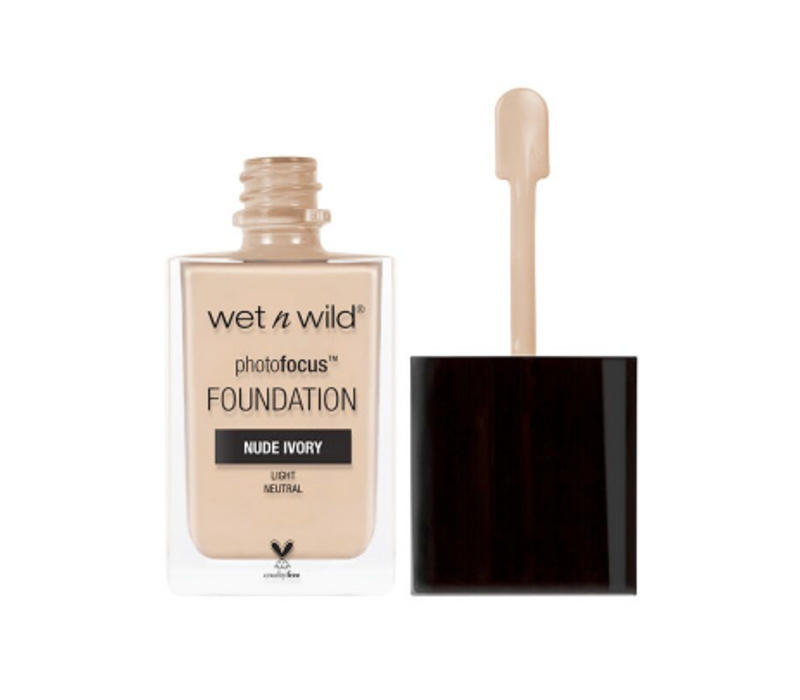Wet 'n Wild Photo Focus Foundation Nude Ivory