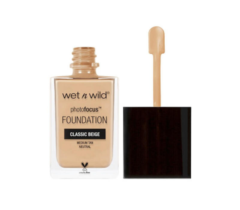 Wet 'n Wild Photo Focus Foundation Classic Beige