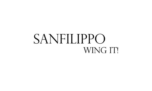 Sanfilippo Wing it!