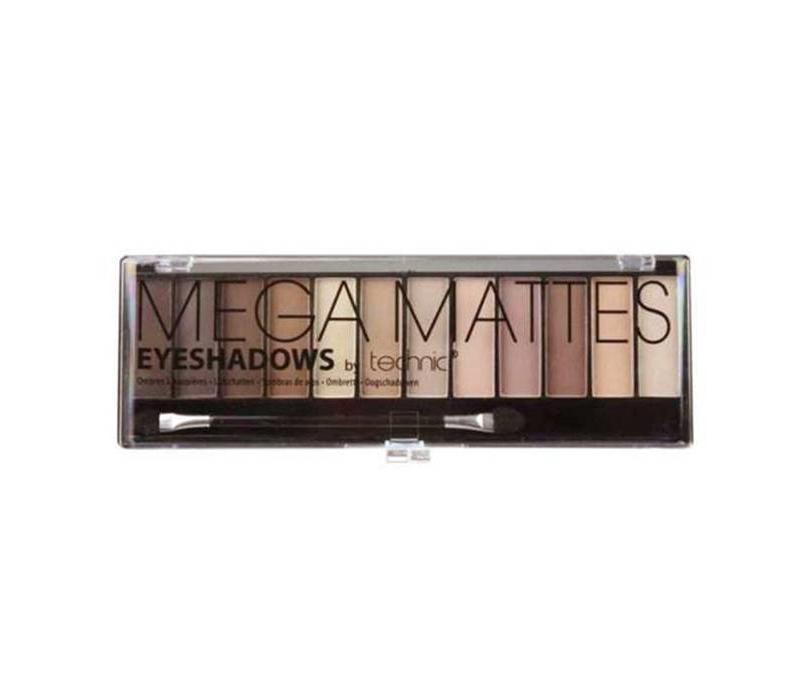 Technic Mega Mattes Nudes Eyeshadow
