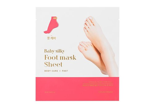 Holika Holika Baby Silky Foot Mask Sheet