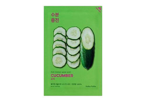 Holika Holika Pure Essence Mask Sheet Cucumber