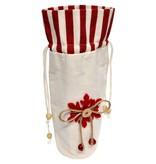 Bottle bag - Christmas star
