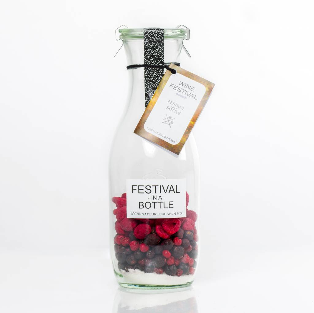 WINE FESTIVAL Berries