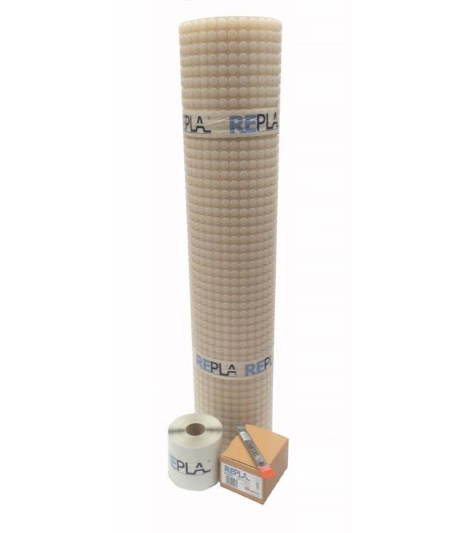 REPLA REPLA Mesh kit complet pour 10 m2