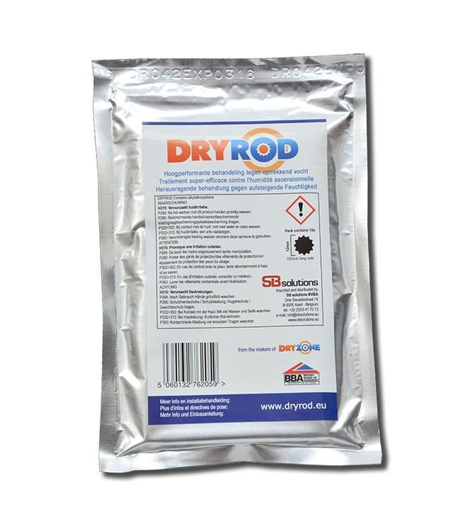 DRYROD DRYROD pack 10 sticks