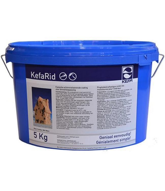 KEFA KefaRid schimmelwerende coating 5L