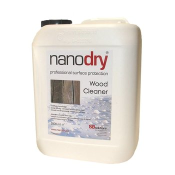 NANODRY WOOD-CLEANER 5L