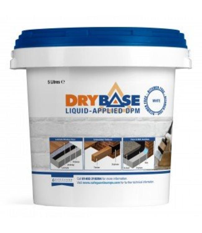 DRYBASE DRYBASE liquid applied DPM BLANC