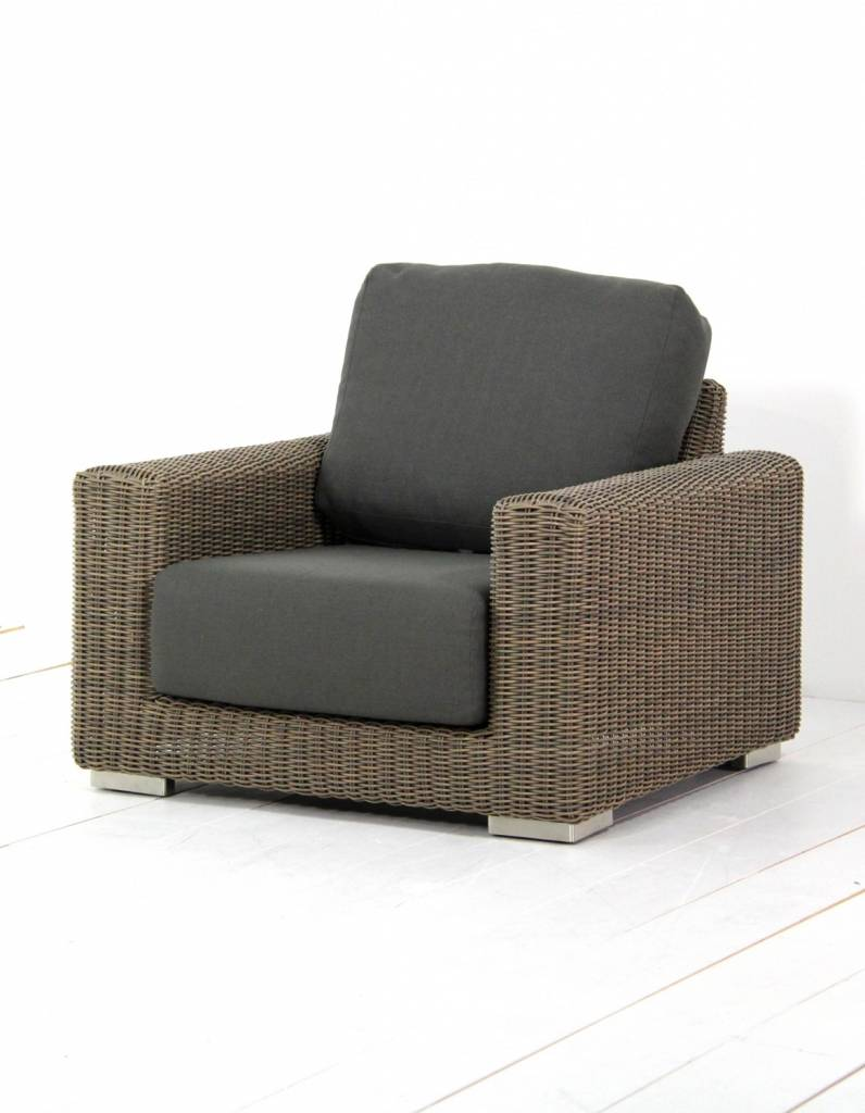 Kingston lounge stoel boxspring matras tuinset gasfles for Seasons outdoor