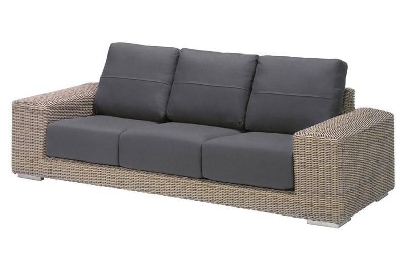 kingston 3 zits bank boxspring matras tuinset gasfles. Black Bedroom Furniture Sets. Home Design Ideas