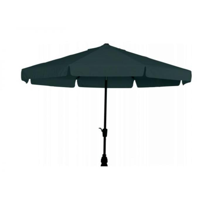 Parasol Toledo antraciet 350 cm