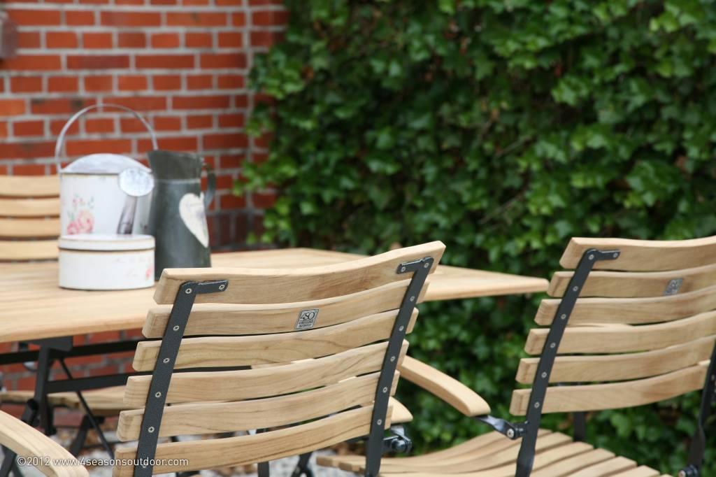 Bistro set bellini zwart boxspring matras tuinset gasfles for Seasons outdoor