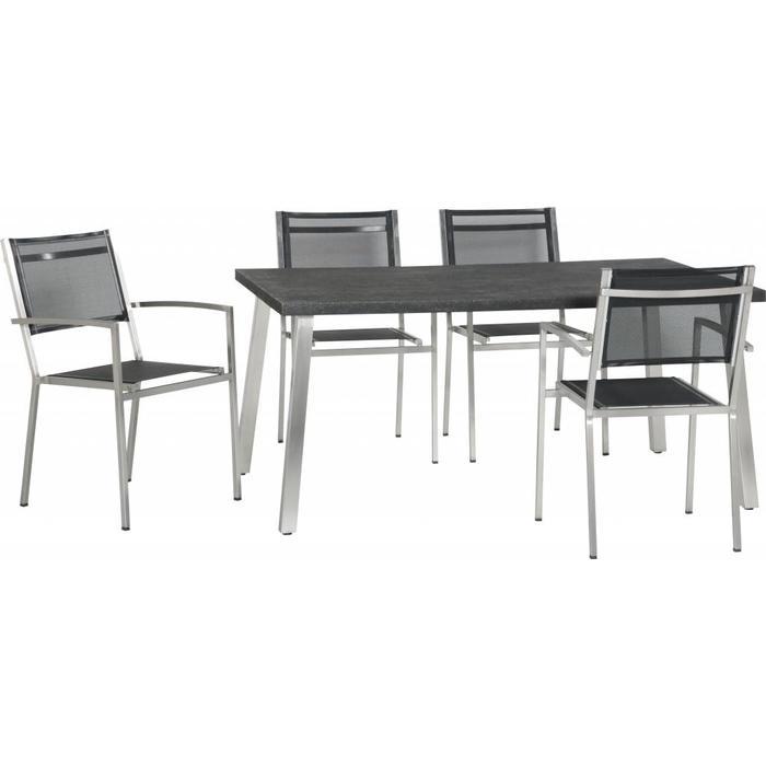 Tuinset met stoelen Plaza