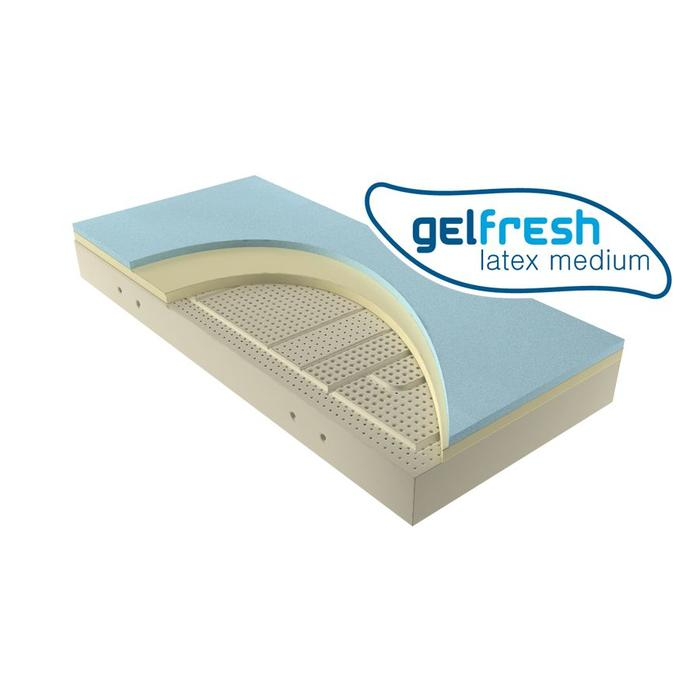 Mattress Gelfresh Latex