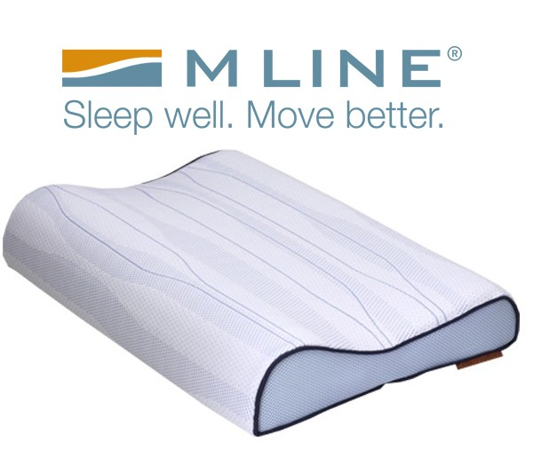 M-Line Wave Pillow 1
