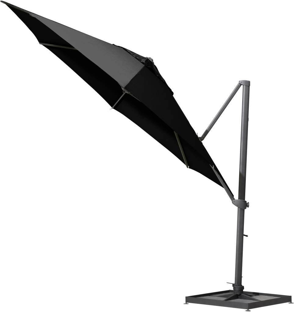 Free arm parasol Siesta 350 cm
