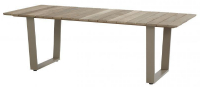 Cricket dining table Taupe
