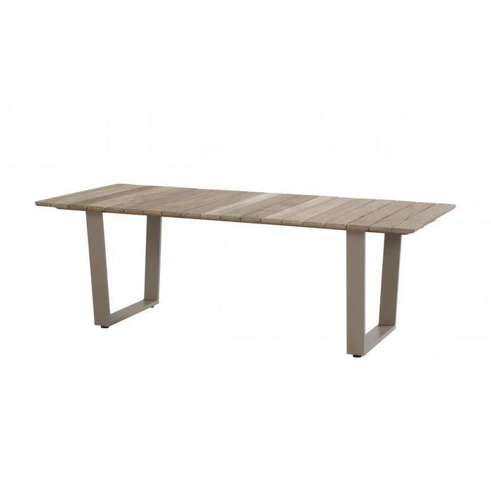 Cricket eettafel Frost Grey