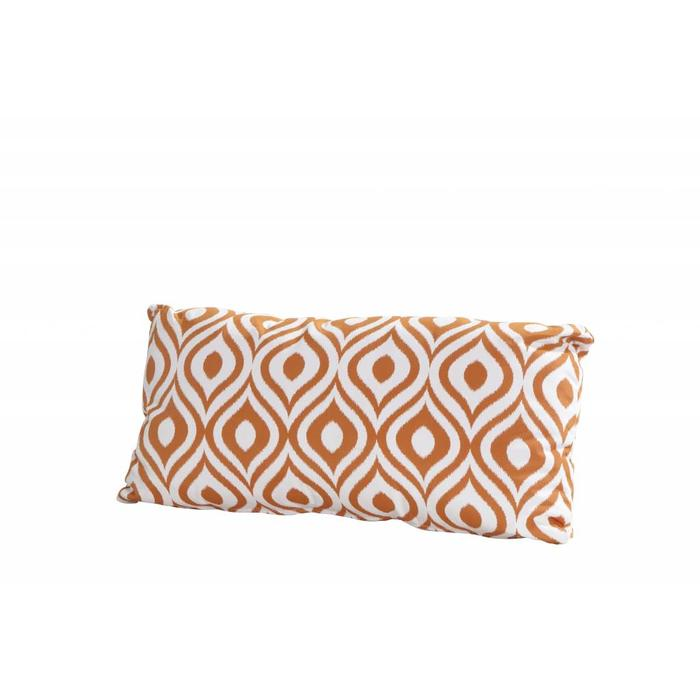 Scatter cushion Pinamar orange