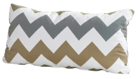 Scatter cushion Zen Taupe