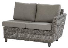 Fortaleza Cosy 2-Sitzer-Sofa armlehne links